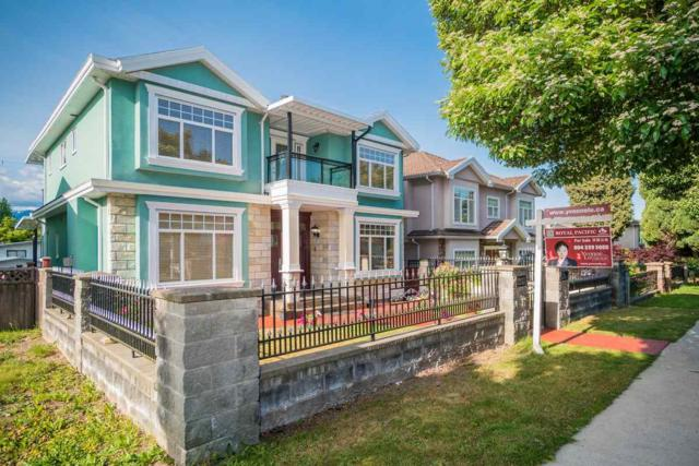 3233 E 2ND Avenue, Vancouver, BC V5M 1G2 (#R2368272) :: Vancouver Real Estate