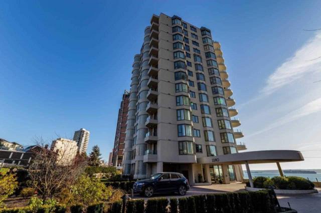 2280 Bellevue Avenue #801, West Vancouver, BC V7V 1C6 (#R2368529) :: Vancouver Real Estate