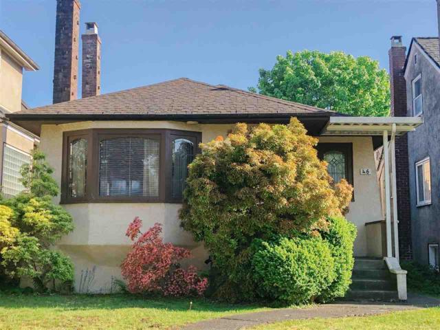 46 W 23RD Avenue, Vancouver, BC V5Y 2G7 (#R2368655) :: Vancouver Real Estate