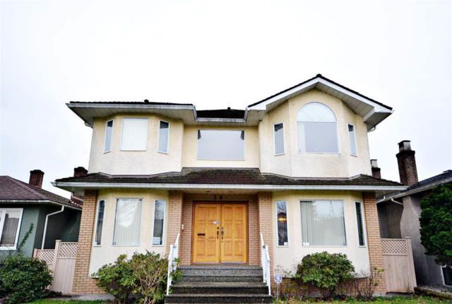 282 W 46TH Avenue, Vancouver, BC V5Y 2X3 (#R2368738) :: Vancouver Real Estate