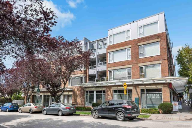 2103 W 45TH Avenue #303, Vancouver, BC V6M 2J2 (#R2368778) :: Vancouver Real Estate