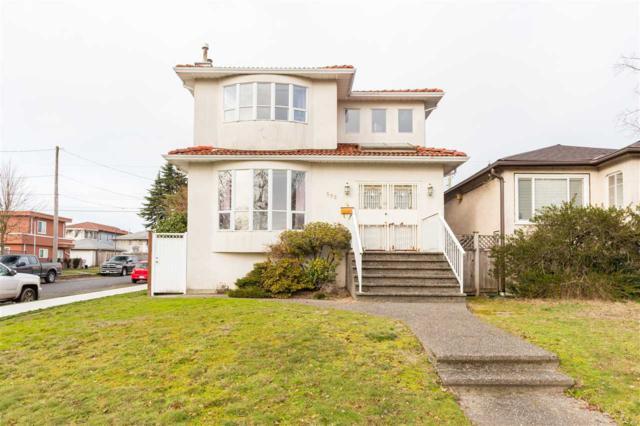 303 E 51ST Avenue, Vancouver, BC V5X 1C6 (#R2368985) :: Vancouver Real Estate