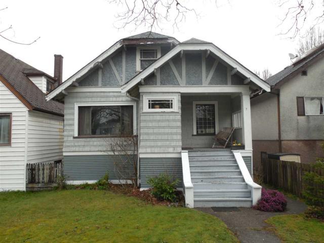 7 W 20TH Avenue, Vancouver, BC V5Y 2C2 (#R2369069) :: Vancouver Real Estate