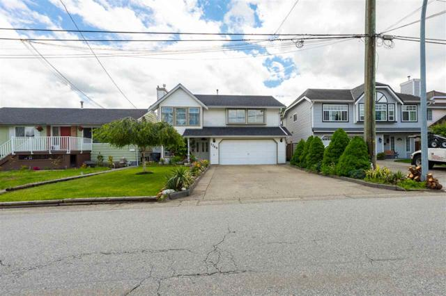 1760 Morgan Avenue, Port Coquitlam, BC V3C 1J7 (#R2369144) :: Royal LePage West Real Estate Services