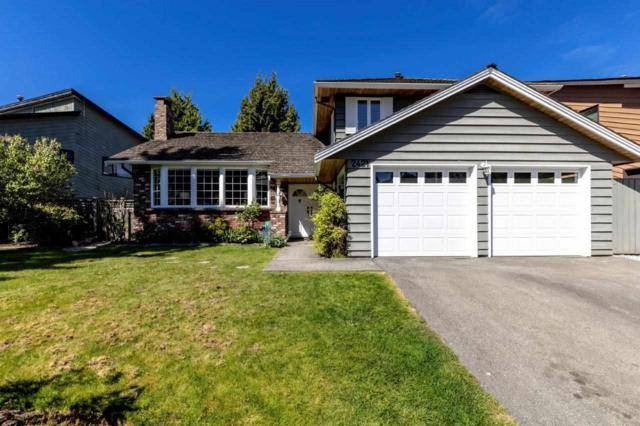 2421 Weymouth Place, North Vancouver, BC V7K 2Z3 (#R2369162) :: Vancouver Real Estate