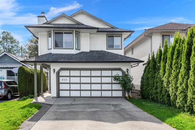813 Greene Street, Coquitlam, BC V3C 2B9 (#R2369293) :: Royal LePage West Real Estate Services