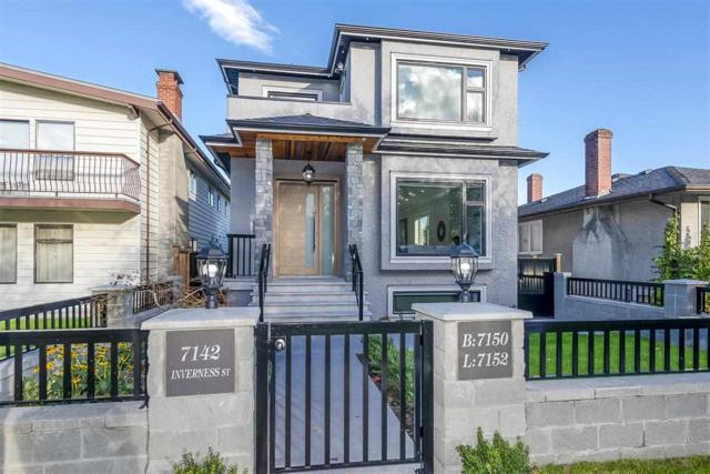 7142 Inverness Street, Vancouver, BC V5X 4G8 (#R2369344) :: Vancouver Real Estate