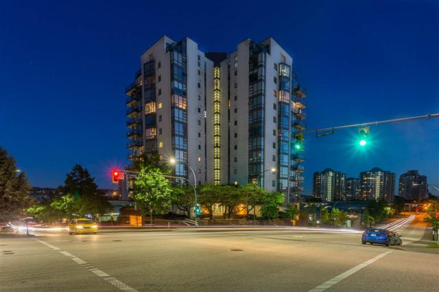 98 Tenth Street #1204, New Westminster, BC V3M 6L8 (#R2369559) :: Vancouver Real Estate