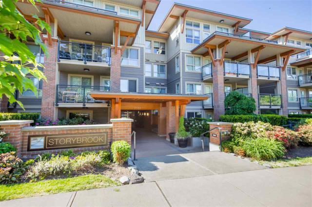 7131 Stride Avenue #417, Burnaby, BC V3N 0E3 (#R2369607) :: Vancouver Real Estate