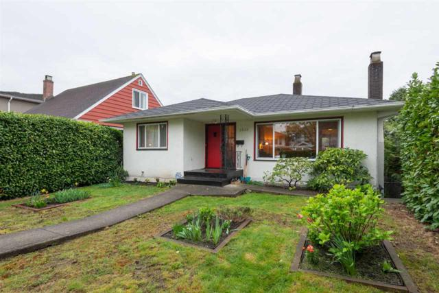 2568 E 4TH Avenue, Vancouver, BC V5M 1K3 (#R2369736) :: Vancouver Real Estate