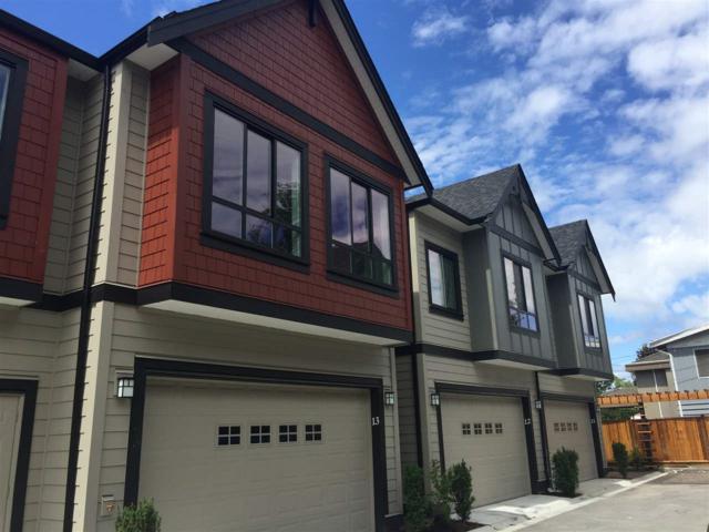 7388 Railway Avenue #3, Richmond, BC V7E 6L8 (#R2369838) :: Vancouver Real Estate