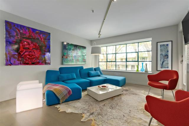 3788 W 8TH Avenue #302, Vancouver, BC V6R 1Z3 (#R2369886) :: Vancouver Real Estate