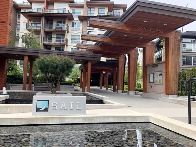 5981 Gray Avenue #502, Van Bow, BC V6S 0G1 (#R2369914) :: Vancouver Real Estate