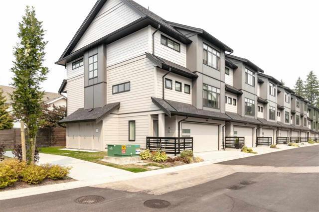 15177 60 Avenue #40, Surrey, BC V3S 7B3 (#R2369993) :: Vancouver Real Estate