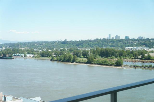 988 Quayside Drive #2008, New Westminster, BC V3M 6G2 (#R2370132) :: Vancouver Real Estate