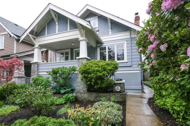 980 W 20TH Avenue, Vancouver, BC V5Z 1Y5 (#R2370160) :: Vancouver Real Estate