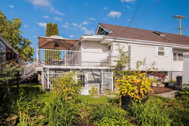 810 Eighth Street, New Westminster, BC V3M 3S8 (#R2370178) :: Royal LePage West Real Estate Services