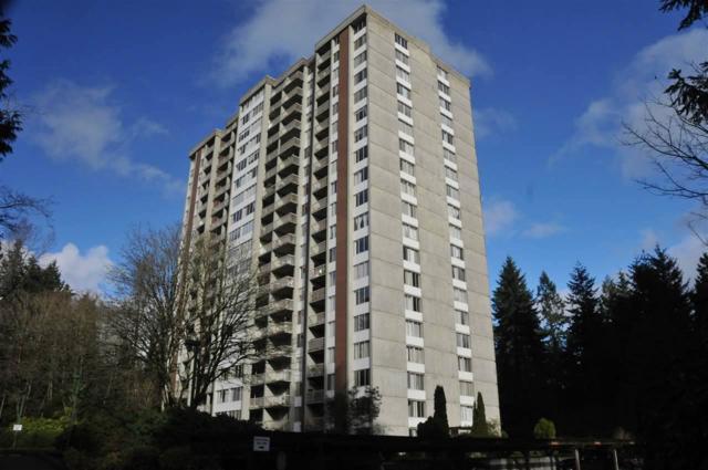 2008 Fullerton Avenue #1606, North Vancouver, BC V7P 3G7 (#R2370308) :: Vancouver Real Estate