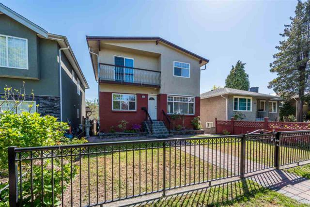 1048 E 56TH Avenue, Vancouver, BC V5X 1S2 (#R2370310) :: Vancouver Real Estate