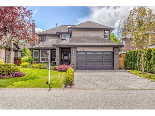 16504 N Glenwood Crescent, Surrey, BC V4N 1W3 (#R2370336) :: Vancouver Real Estate