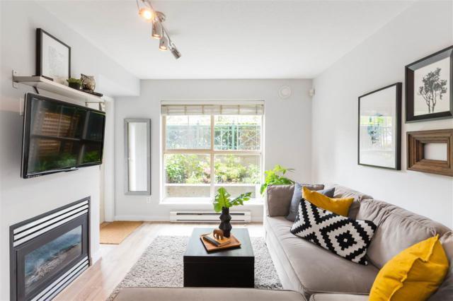 332 Lonsdale Avenue #115, North Vancouver, BC V7M 3M5 (#R2370461) :: Vancouver Real Estate
