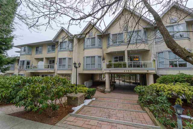 4155 Sardis Street #123, Burnaby, BC V5H 1K3 (#R2370494) :: Vancouver Real Estate