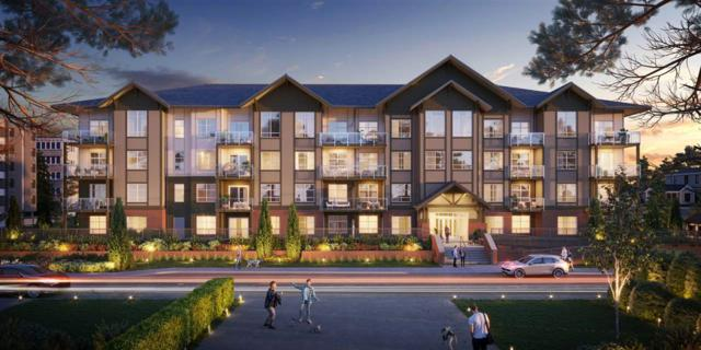 20115 53 Avenue #410, Langley, BC V3A 3V4 (#R2370796) :: Vancouver Real Estate