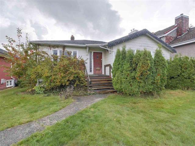 230 Peveril Avenue, Vancouver, BC V5Y 2L4 (#R2370920) :: Vancouver Real Estate