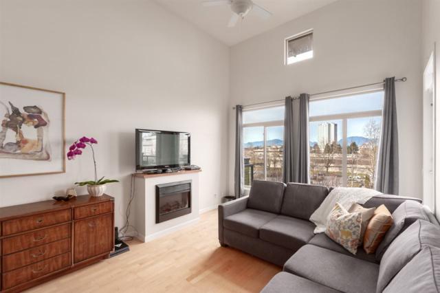 10180 153 Street #413, Surrey, BC V3R 0B5 (#R2370993) :: Royal LePage West Real Estate Services