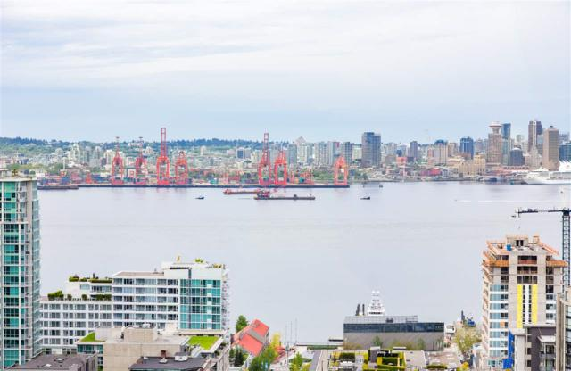 110 W 4TH Street #1603, North Vancouver, BC V7M 3H3 (#R2371036) :: Vancouver Real Estate
