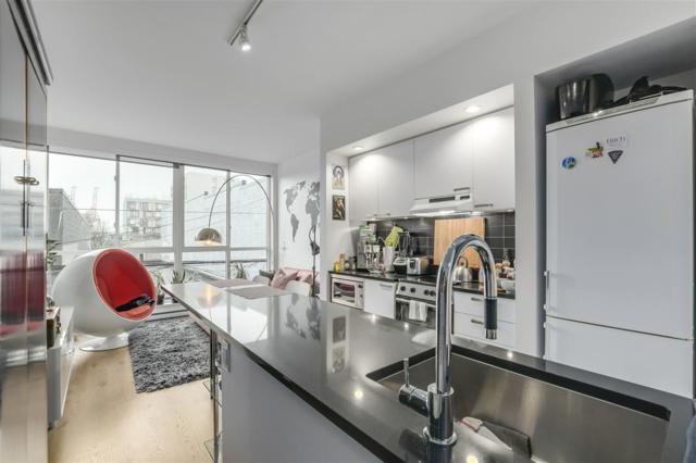 557 E Cordova Street #203, Vancouver, BC V6A 1L8 (#R2371138) :: Vancouver Real Estate