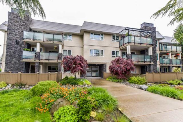 1371 Foster Street #203, White Rock, BC V4B 3X5 (#R2371259) :: Royal LePage West Real Estate Services