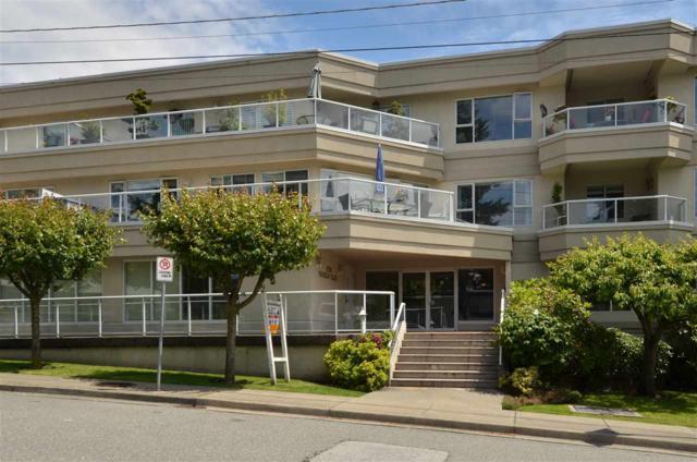 1378 George Street #104, White Rock, BC V4B 3Z9 (#R2371327) :: Royal LePage West Real Estate Services