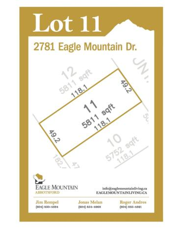 2781 Eagle Mountain Drive, Abbotsford, BC V3G 0C9 (#R2371449) :: Vancouver Real Estate