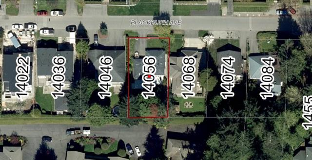14056 Blackburn Avenue, White Rock, BC V4B 2Z6 (#R2371460) :: Royal LePage West Real Estate Services