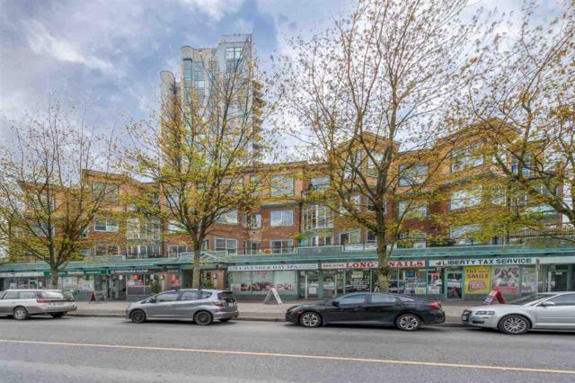 131 W 3RD Street #308, North Vancouver, BC V7M 1E7 (#R2371465) :: Vancouver Real Estate