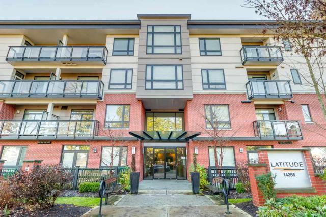 14358 60 Avenue #313, Surrey, BC V3X 0G3 (#R2371486) :: Vancouver Real Estate