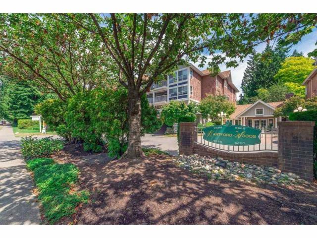9668 148 Street #307, Surrey, BC V3R 0W2 (#R2371556) :: Royal LePage West Real Estate Services