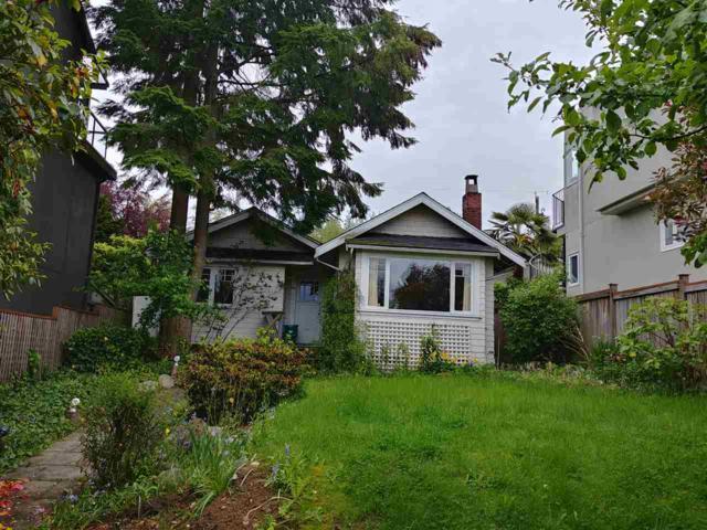 4180 W 11TH Avenue, Vancouver, BC V6R 2L6 (#R2371669) :: Vancouver Real Estate