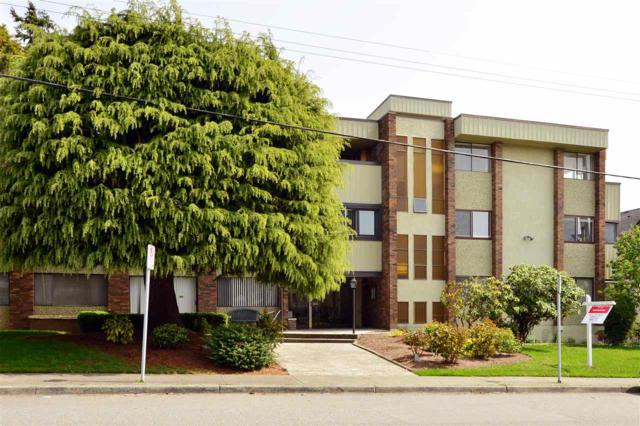 1320 Fir Street #205, White Rock, BC V4B 4B2 (#R2371727) :: Royal LePage West Real Estate Services
