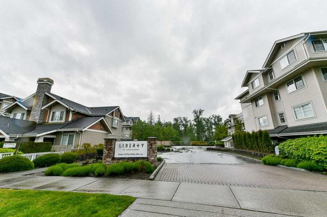 19388 65 Avenue #107, Surrey, BC V4N 5S1 (#R2371856) :: Royal LePage West Real Estate Services