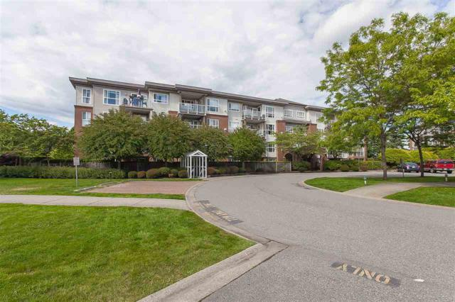 15885 84 Avenue #404, Surrey, BC V4N 0W7 (#R2372241) :: Royal LePage West Real Estate Services