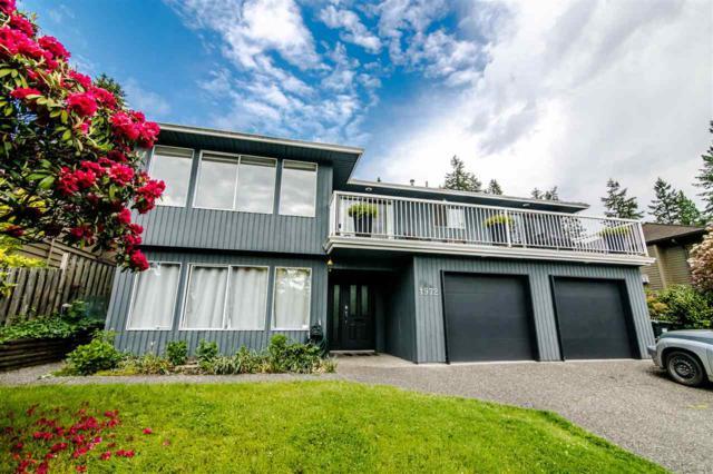 1972 Dunrobin Crescent, North Vancouver, BC V7H 1N2 (#R2372334) :: Royal LePage West Real Estate Services
