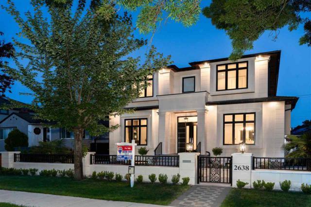 2638 W 21ST Avenue, Vancouver, BC V6L 1K1 (#R2372378) :: Royal LePage West Real Estate Services