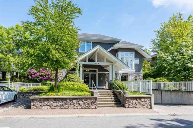 1704 56 Street #205, Delta, BC V4L 2R2 (#R2372411) :: Royal LePage West Real Estate Services