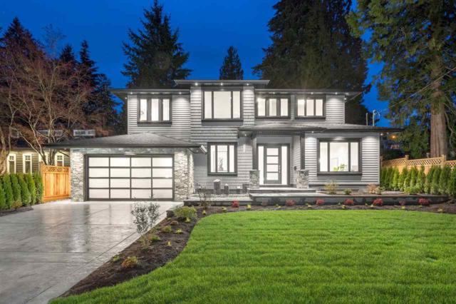 2460 Carnation Street, North Vancouver, BC V7H 1H4 (#R2372569) :: Royal LePage West Real Estate Services