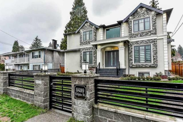 5439 Gilpin Street, Burnaby, BC V5G 2H8 (#R2372915) :: Royal LePage West Real Estate Services