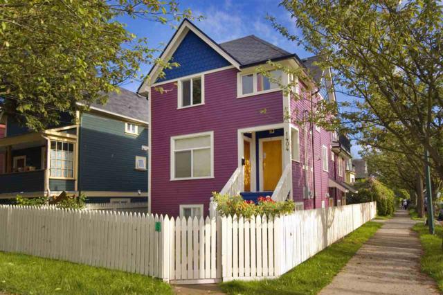 1404 Parker Street, Vancouver, BC V5L 2K1 (#R2373058) :: Vancouver Real Estate