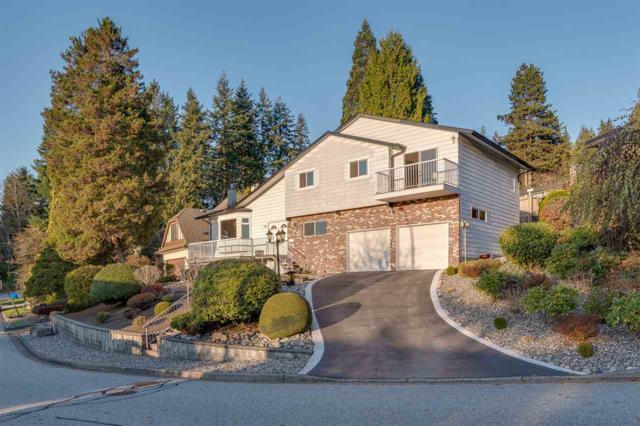 175 Roe Drive, Port Moody, BC V3H 3M9 (#R2373062) :: Royal LePage West Real Estate Services
