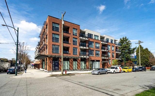 2477 Carolina Street #507, Vancouver, BC V5T 0G8 (#R2373134) :: Vancouver Real Estate